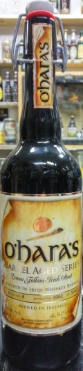 Carlow O�Hara�s Barrel Aged Series Leann Foll�in (Irish Whiskey)