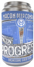 Macon Progress Ale