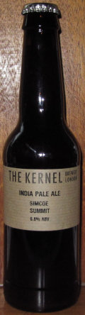 The Kernel India Pale Ale Simcoe Summit - India Pale Ale (IPA)