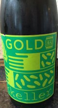 Mikkeller Green Gold (Barrel Aged in Chardonnay with Brettanomyces) - Sour/Wild Ale