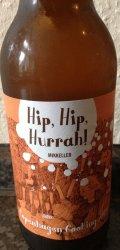 Mikkeller Hip, Hip, Hurrah! - Fruit Beer