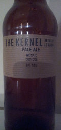 The Kernel Pale Ale Mosaic Chinook - American Pale Ale