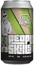 Tool Shed People Skills Cream Ale