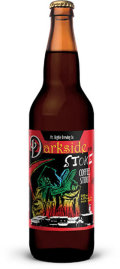 Mt. Begbie Darkside of the Stoke Coffee Stout