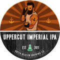 Green Beacon Uppercut Imperial IPA 2014