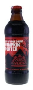 Redhook Out of Your Gourd Pumpkin Porter - Porter