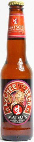 Matso�s Lychee Beer