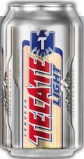 Tecate Light - Pale Lager