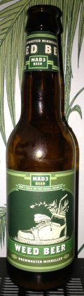 Mikkeller Mad3 Weed Beer - Wheat Ale