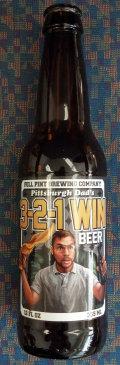 Full Pint Pittsburgh Dad�s 3-2-1 Win!