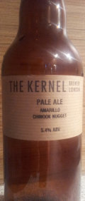 The Kernel Pale Ale Amarillo Chinook Nugget