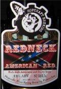 Hopcraft Redneck American Red