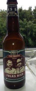 Mikkeller Mad3 Folks Bier