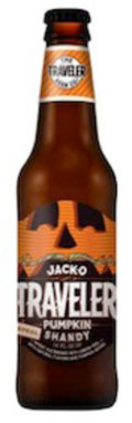 Jack-O Traveler Shandy