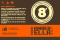 Eight Degrees Amber Ella