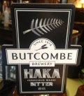 Butcombe Haka
