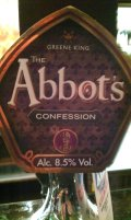 Greene King The Abbot�s Confession