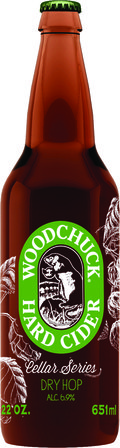 Woodchuck Cellar Series #01 - Dry Hop