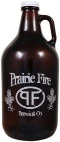 Prairie Fire Three Rock Pale Ale