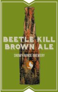 Snowy Range Bettle Kill Brown Ale