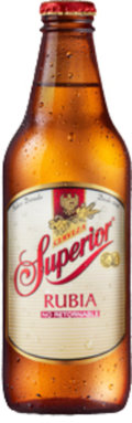 Superior Rubia - Pale Lager