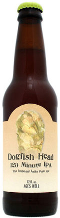 Dogfish Head 120 Minute IPA - Imperial/Double IPA