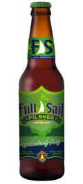 Full Sail 26th Anniversary Cascade Pilsner