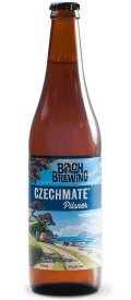 Bach Brewing Czechmate Pilsner