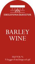 Eskilstuna Barley Wine