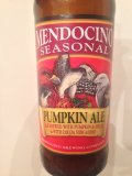 Mendocino Seasonal Pumpkin Ale