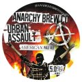 Anarchy Urban Assault  - American Pale Ale