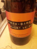 Smuttynose Short Batch #21 Straw-Barb Short Weisse