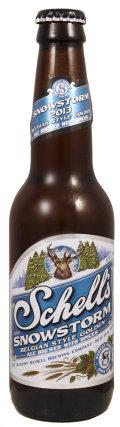 Schell Snowstorm (2013 - Belgian Golden Ale)