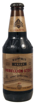 Summit Union Series #2: Rebellion Stout
