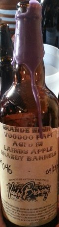 Voodoo Grande Negro Voodoo Papi (Laird�s Apple Brandy)
