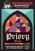 Growler Priory Mild (prev Nethergate) - Mild Ale