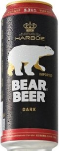 Bear Beer Dark 5.3% 12�P