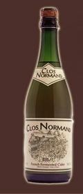 Clos Normand Brut Cider