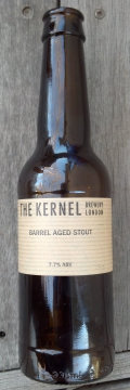 The Kernel Barrel Aged Stout (Glen Spey and Strathmill) - Imperial Stout