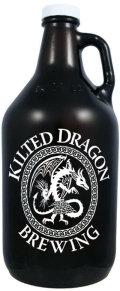 Kilted Dragon Syrah Barrel Aged Scotch Ale