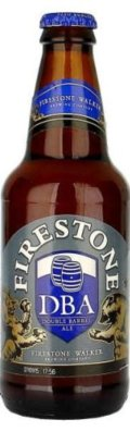 Firestone Walker Double Barrel Ale (DBA) - Premium Bitter/ESB