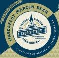 Church Street Itascafest Marzen - Oktoberfest/M�rzen