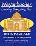 Weyerbacher India Pale Ale - India Pale Ale (IPA)