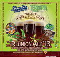 Reunion - A Beer For Hope 2013 (Shmaltz Brewing)