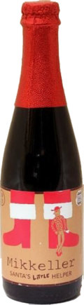 Mikkeller Santas Little Helper 2012 (Barrel Aged Cognac Edition) - Belgian Strong Ale
