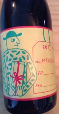 Mikkeller X-mas Porter 2013 Via Til Fra (Via To From)