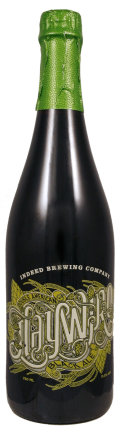 Indeed Haywire Double American Black Ale - 2013