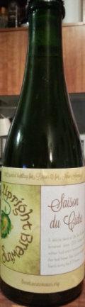 Upright Saison du Cidre - Sour/Wild Ale
