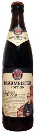 "Paulaner Braumeister Edition No. 1 ""M�nchner Revoluzzer"""