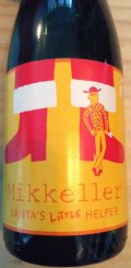 Mikkeller Santas Little Helper 2012 (Barrel Aged Grand Marnier Edition)